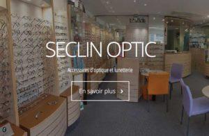 Magasin de lunettes et accessoires d'optique et lunetterie à Seclin